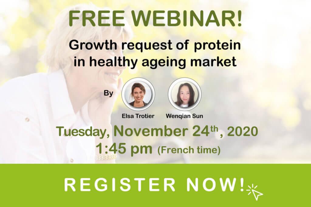webinar free healthy ageing good health seniors proteins