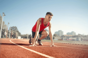 performance physique consommation alimentaire sportif